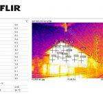 寒い日はサーモグラフィーによる熱損失調査がお勧め!