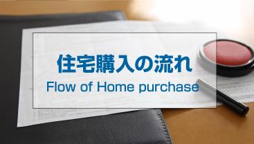 住宅購入の流れ
