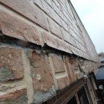 住宅 雨漏れによる劣化