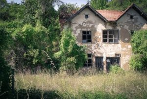 Gost house