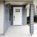 こだわりの玄関ドアでテンションアゲアゲ!