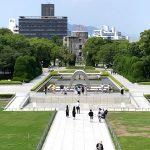 広島平和記念資料館へ行ってきました。