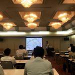 日本ホームインスペクターズ協会の長嶋理事長の講演を拝聴